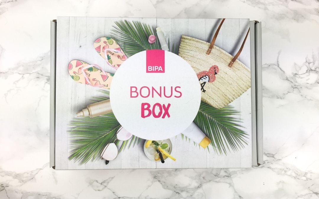Bipa Bonusbox Juli 2019 – Sommer Sonnenschein