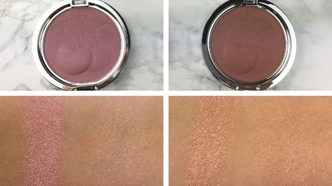 Essence - BeRRy on Highlighter Swatches