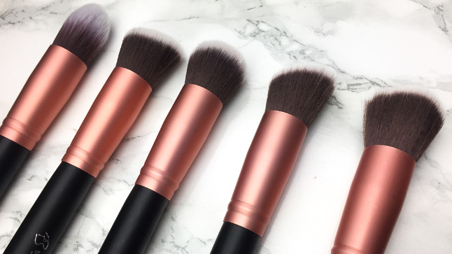 BESTOPE 16-teiliges Pinselset Amazon Review - Face Brushes