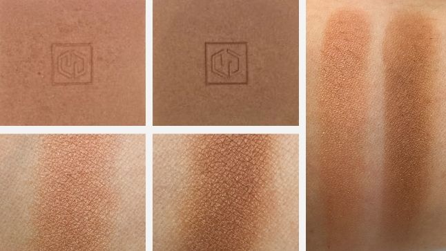 Jouer Sunswept Bronzer Duo Review - Swatches 4