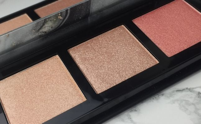 CATRICE – LUMINICE HIGHLIGHT & BLUSH GLOW PALETTE - Review - Farben