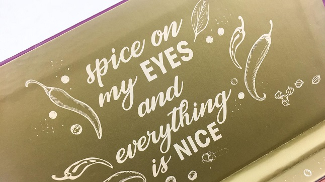 Essence Spice it up Eyeshadow Palette Review - Spruch