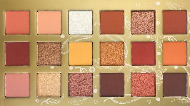 Essence Spice it up Eyeshadow Palette Review - alle Farben