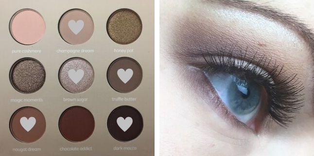 Look by Bipa - I am natural Eyeshadow Palette Review - Look