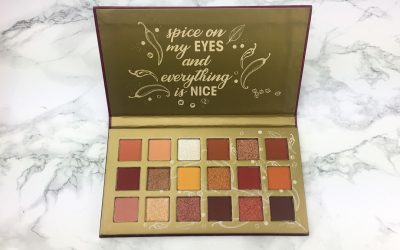ESSENCE – Spice up it up! Eyeshadow Palette
