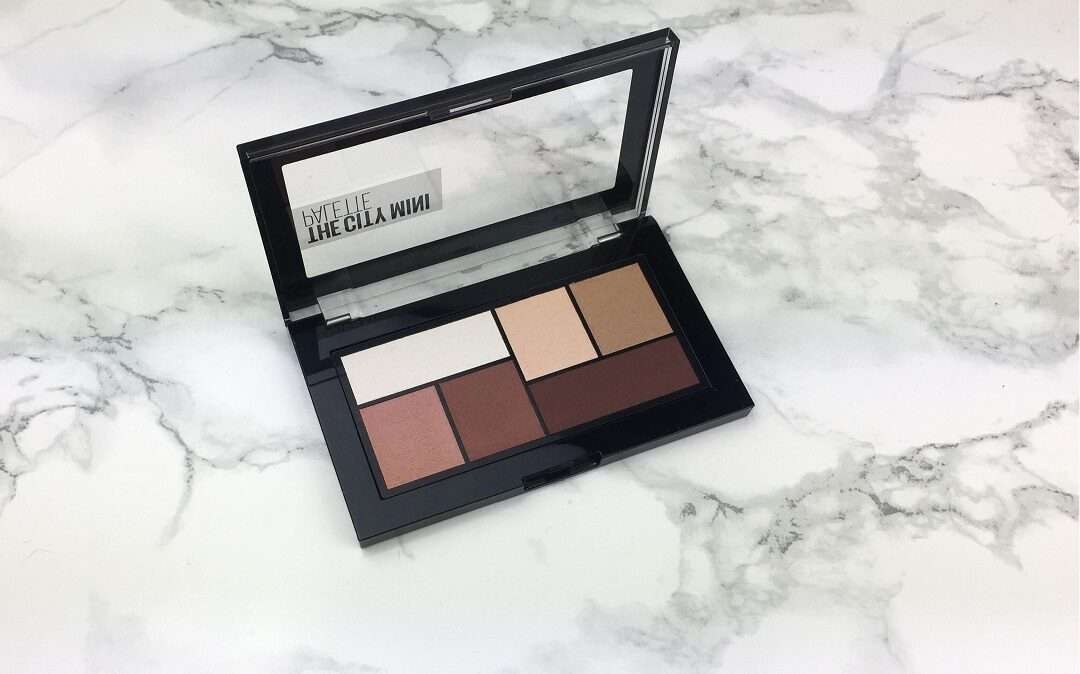 MAYBELLINE – The City Mini Lidschatten Palette