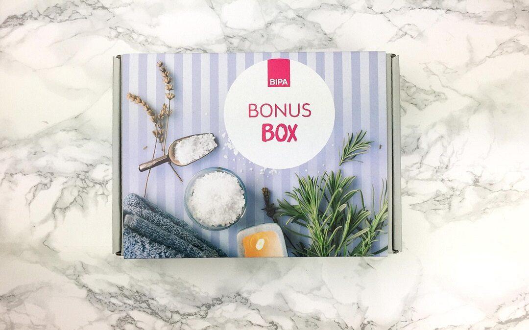 BIPA Bonusbox Oktober 2019 – Zeit zum Wohlfühlen