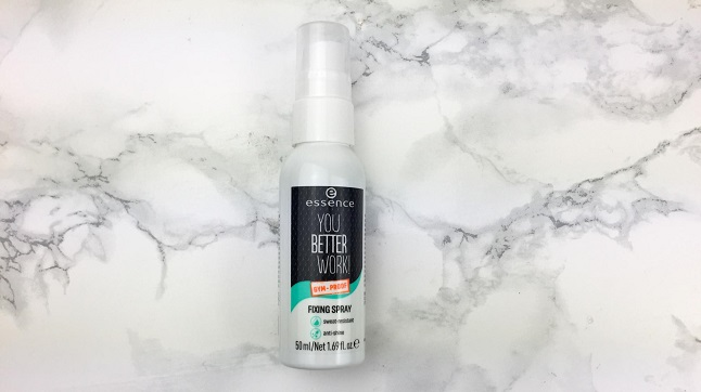 Bipa Bonusbox Oktober Unboxing - Inhalt - Essence Fixing Spray