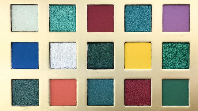 Essence - Disney Princess Ariel Eyeshadow Palette Review - alle Farben