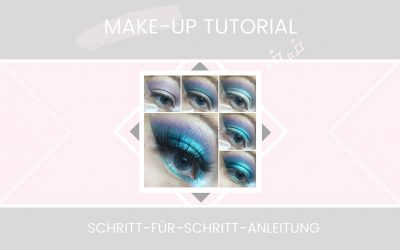 TUTORIAL | Mermaid Inspired Eye-Make-up