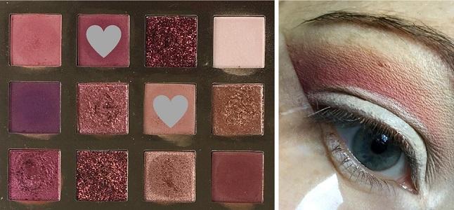 Make up Tutorial - Weihnachtslook 1 - Anleitung Schritt 3