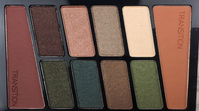 Wet n Wild - 10 Pan Palette Comfort Zone - Review - Alle Farben