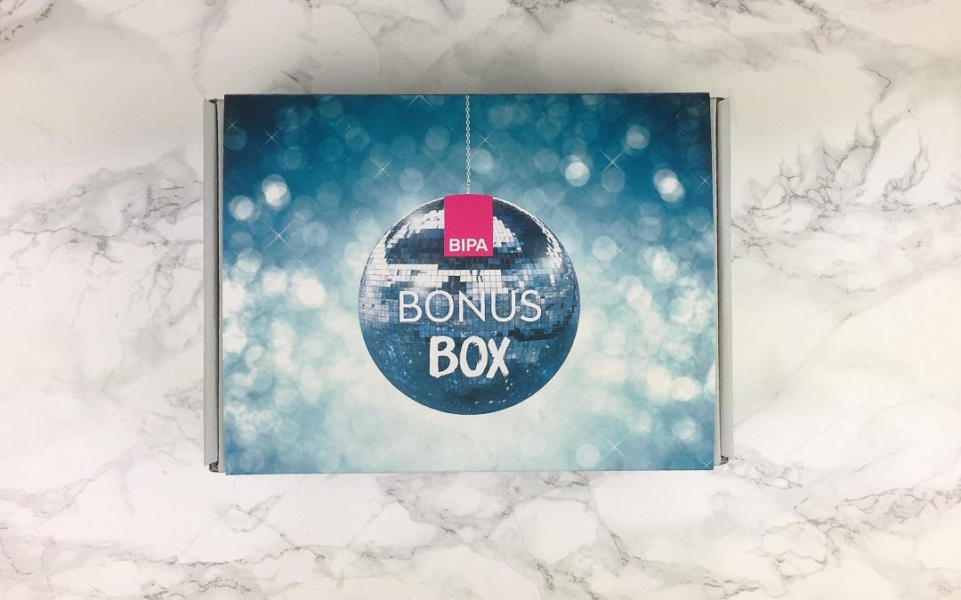 Bipa Bonusbox Jänner 2020 - Beitragsbild