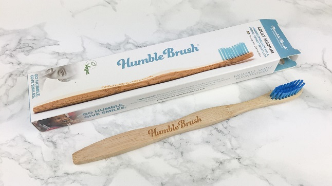 Bipa Bonusbox Jänner 2020 - - Humble Brush