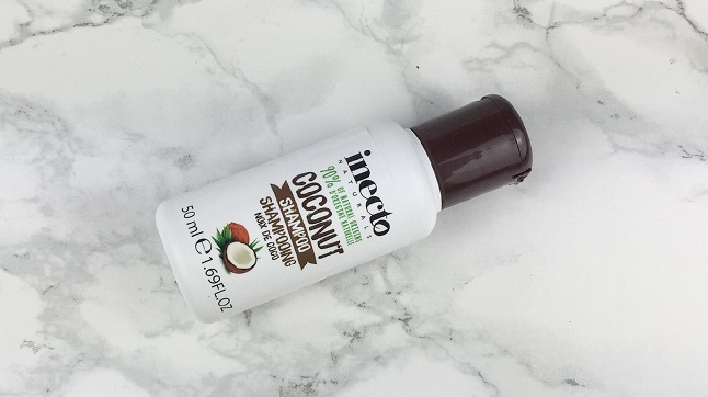 Bipa Bonusbox Jänner 2020 - Inecto Haarshampoo Coconut