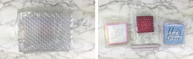 Colourpop Bestellung - Erfahrung - Verpackung