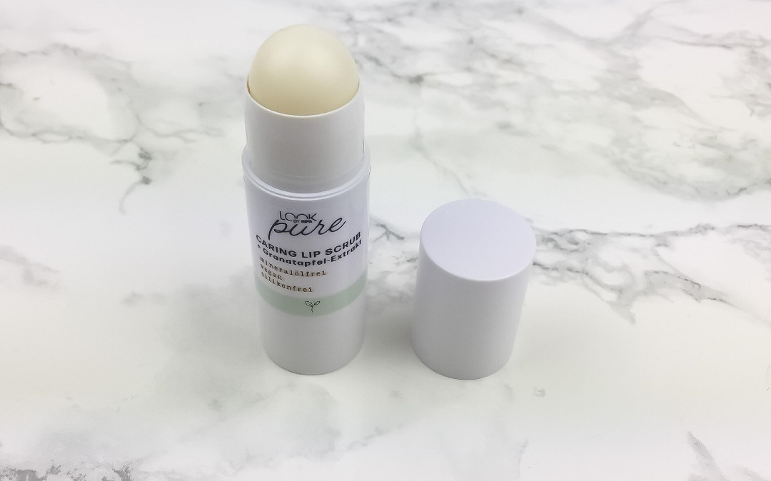 Look by Bipa - Pure Caring Lip Scrub - Review