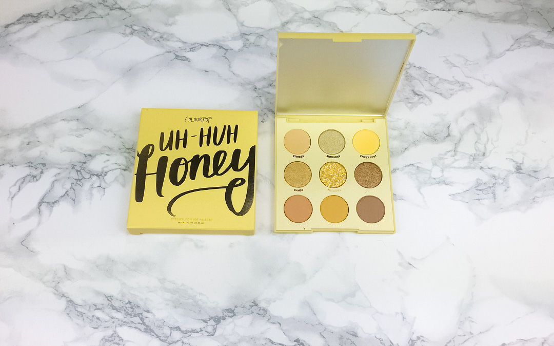 COLOURPOP – Uh Huh Honey Palette