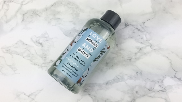 Bipa Bonusbox Mai 2020 - Love Beauty and Planet Volume and Bounty Shampoo