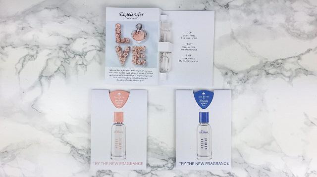 Bipa Bonusbox Mai 2020 - Parfumproben