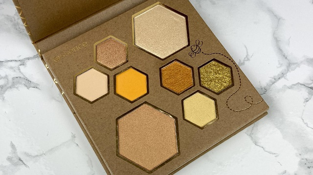 Essence - Wanna bee my Honey Trend Edition Review - Eyeshadow und Highlighter Palette