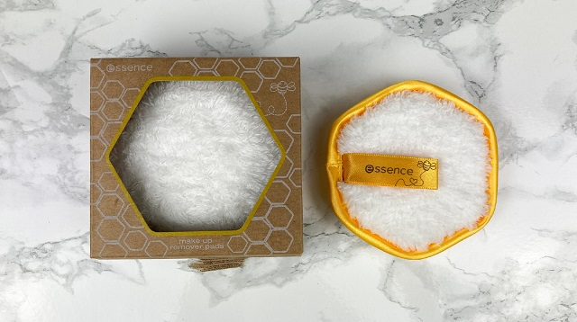 Essence - Wanna bee my Honey Trend Edition Review - Makeup remover pads