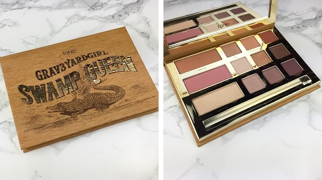 Eyeshadow Palette TAG - Juni 2020 - Tarte Swamp Queen