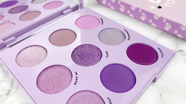 Colourpop - Lilac you a lot Palette - Review - 6
