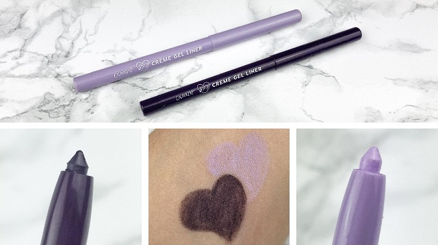Colourpop - Lilac you a lot Palette - Review - Eyeliner