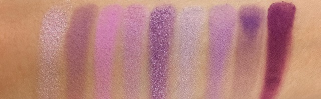 Colourpop - Lilac you a lot Palette - Review - Swatches