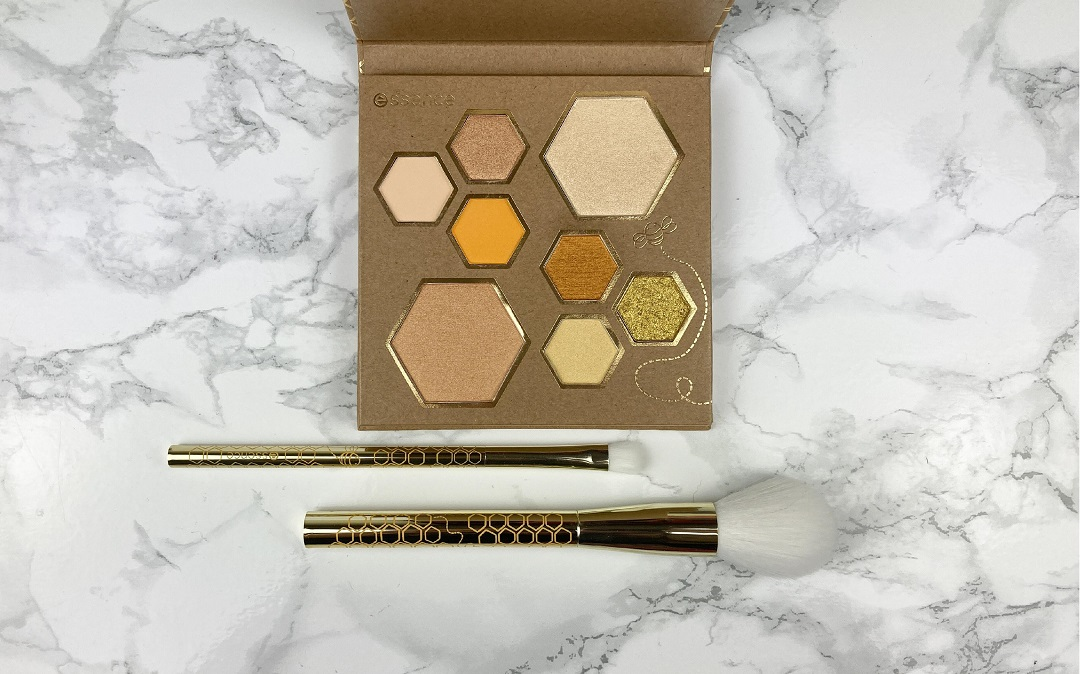 Essence - Wanna bee my Honey Palette Review - Beitragsbild