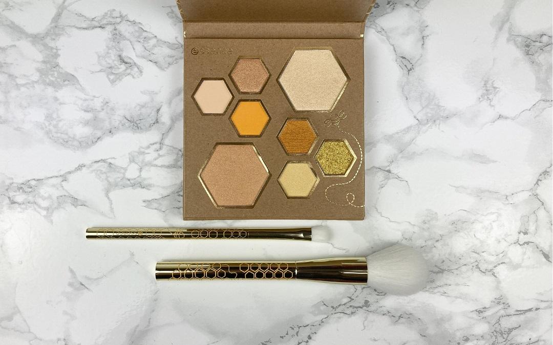 ESSENCE – Wanna bee my Honey? – Eyeshadow & Highlighter Palette