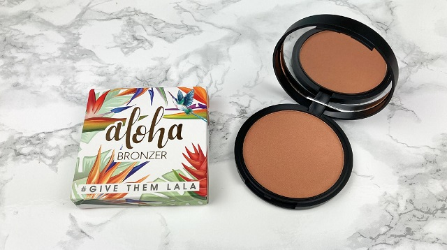 Glossybox Juli 2020 - Aloha - Give them Lala Beauty - Aloha Beauty Bronzer