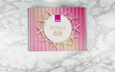 BIPA BONUSBOX – August 2020