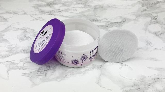 Bipa Bonusbox - Spezialbox Wellness für den Teint - Today Makeup Entferner Pads