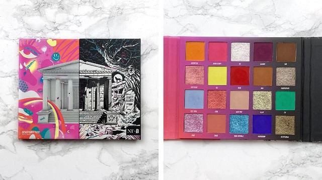 Beautybay Haul - September 2020 - NikkiTutorials Palette