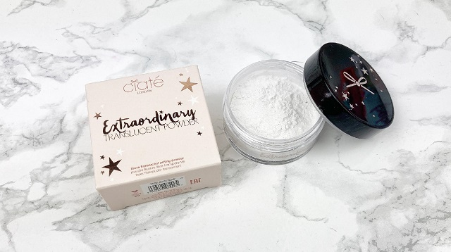 Glossybox August 2020 - The Birthday Edition Ciaté Setting Powder