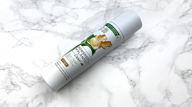 Glossybox September 2020 -DOVE - Powered by Plants Deodorant Ginger