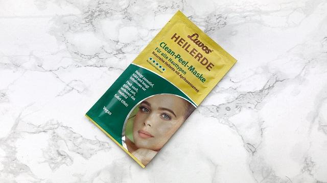 Glossybox September 2020 -LUVOS - Heilerde Clean-Peel-Maske