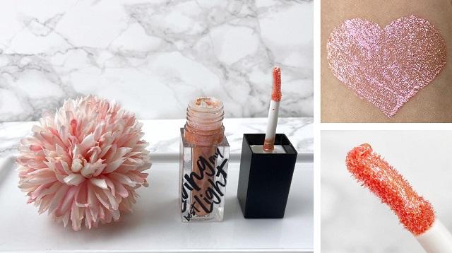 Beauty Bay - Liquid Crystal Eyeshadow Serenity Trio - Review - Peach Quartz
