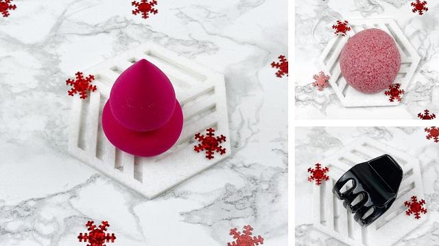 Douglas - Luxury Adventskalender Beauty - Unboxing - Blender Sponge