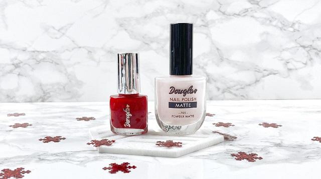 Douglas - Luxury Adventskalender Beauty - Unboxing - Nagellacke