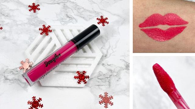 Douglas - Luxury Adventskalender Beauty - Unboxing - Ultimate Satin Liquid Lipstick
