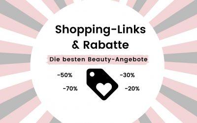 Shopping-Links & Rabatte