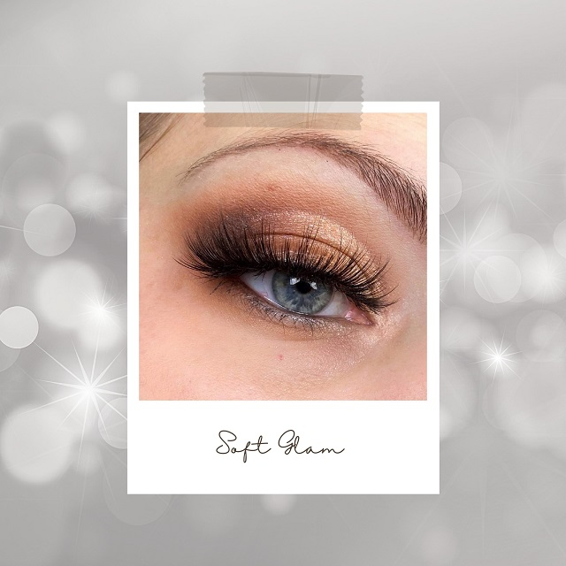 Makeup Inspiration für Silvester - Soft Glam Look