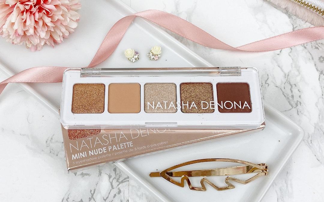 Natasha Denona - Mini Nude Palette Review - Beitragsbild