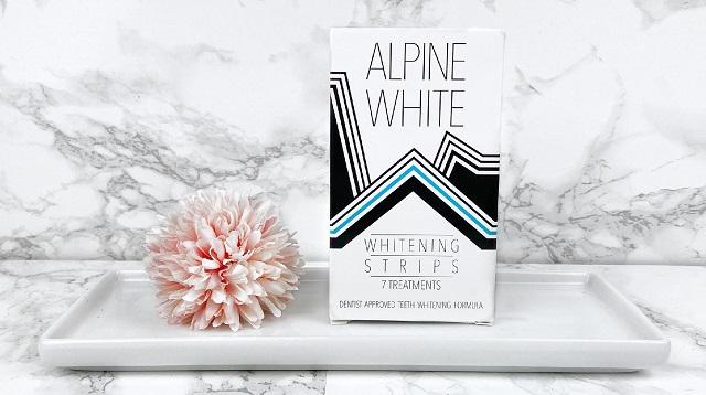 Unboxing Bipa Bonusbox - November 2020 - Inhalt - Alpine White Whitening Strips