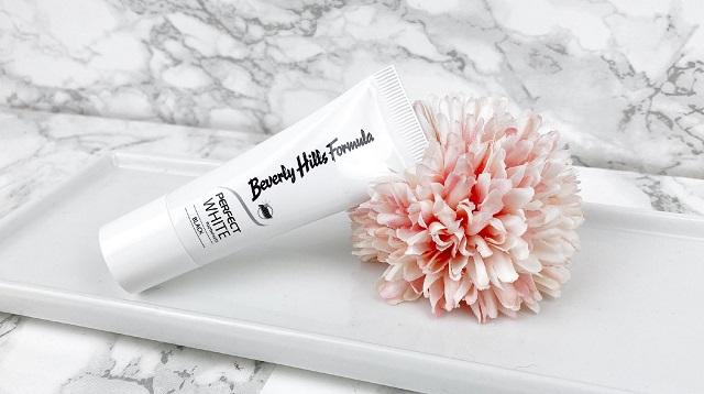 Unboxing Bipa Bonusbox - November 2020 - Inhalt - Beverly Hills Formula Perfect White Black Zahncreme