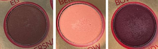 Bh Cosmetics Ho Ho Holidays Weihnachtskollektion 2020 - Nice Palette Review - Hardpan
