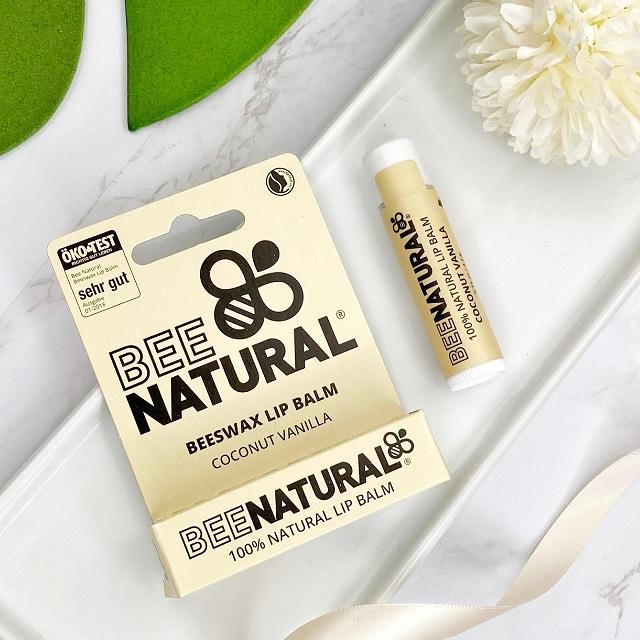 Bee Natural - Lip Balm Coconut Vanilla Review - 1